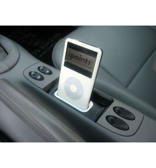 Porsche 911 (996), Boxster (986) SPEC.DOCK iPOD / iPHONE LIGHTNING DOCK POR996V4ILHT