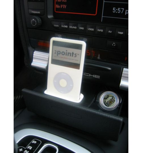 Porsche Cayenne SPEC.DOCK iPOD / iPHONE LIGHTNING DOCK PORCYNV4ILHT