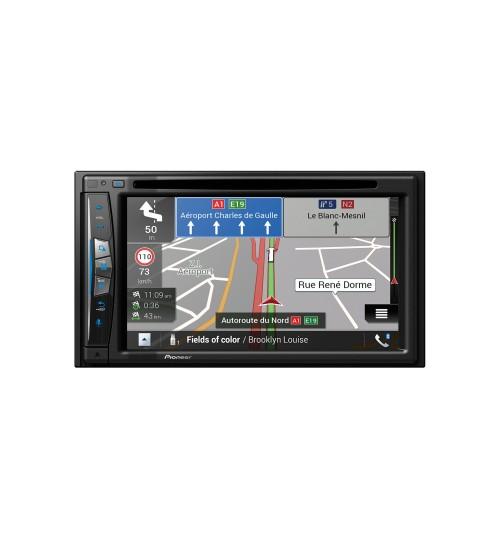 "Pioneer AVIC-Z630BT-C 6.2"" Touchscreen WIFI enabled Campervan AV Entertainment System with European Navigation DAB+ Apple Carplay"