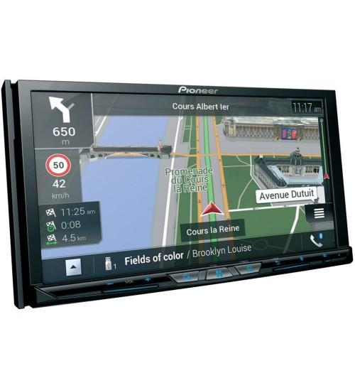 "Pioneer AVIC-Z830DAB 7"" Touchscreen In-Car AV Entertainment System  WIFI European Navigation DAB+ Apple carplay Android auto"