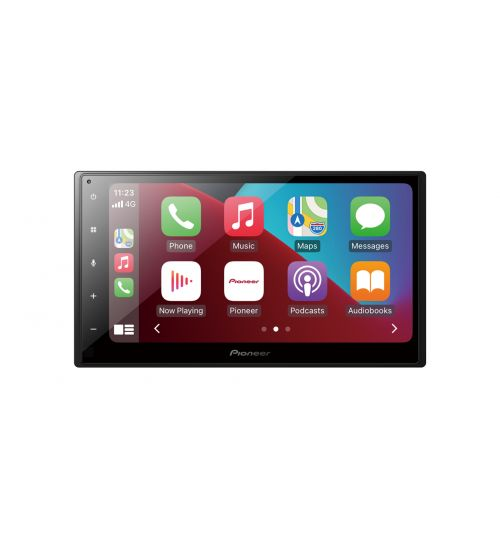 Pioneer SPH-DA160DAB In Car audio Entertainment System DAB+ Apple Carplay Android Bluetooth USB Mirroring