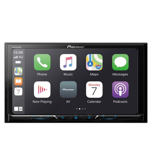 Pioneer SPH-DA230DAB In Car Audio Entertainment System - DAB+ Apple Carplay Android Auto