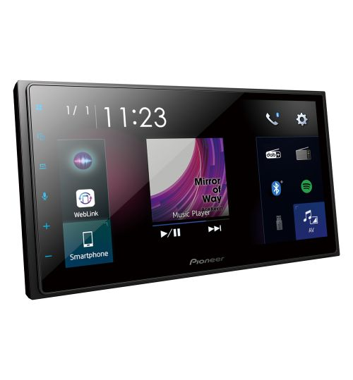 Pioneer SPH-DA250DAB In Car audio Entertainment System DAB+ Apple Carplay Android Weblink Bluetooth USB
