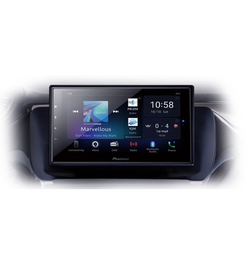Pioneer SPH-EVO64DAB-208 Car Audio Entertainment System - Carplay - Android Auto