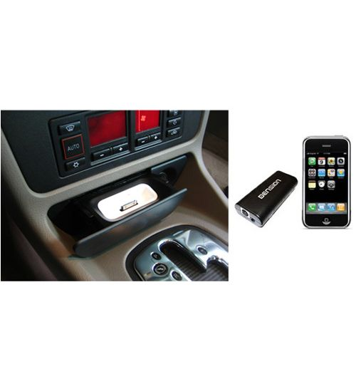 Spec.Dock iPod Music Kit For Audi A4 (B5) (iPhone 6/7 Compatible)