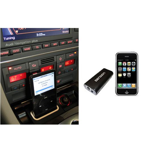 Spec.Dock iPod Music Kit For Audi A4 (B7) (iPhone 6/7 Compatible)