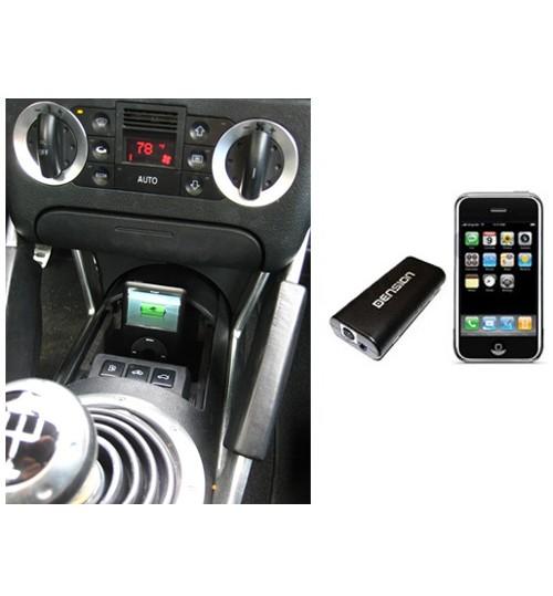 Spec.Dock iPod Music Kit For Audi TT (MK1) (iPhone 6/7 Compatible)