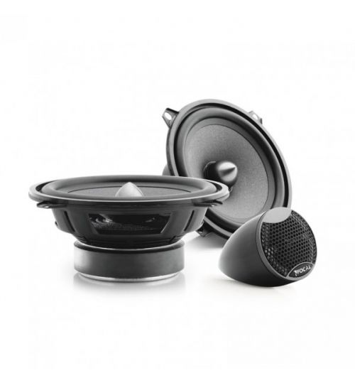 """Focal ISS 130 5.25"""" 13cm 2-Way Component Car Audio Speakers 120W"""