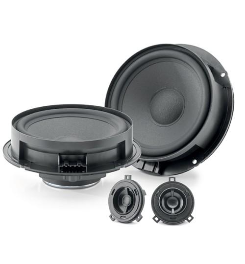 Focal Car Speakers 2-way Component Kit - Volkswagen - IS VW 155