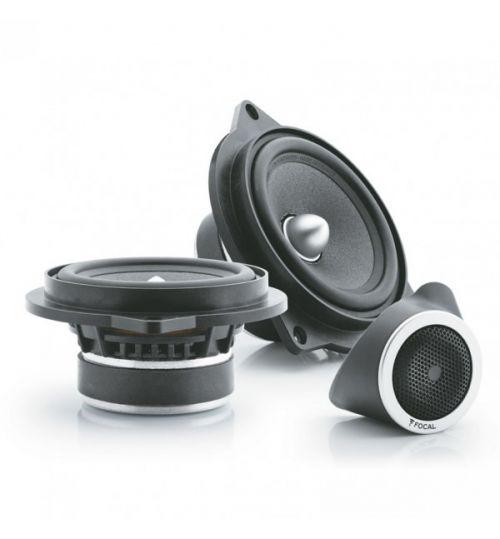 """Focal 4"""" 2-Way Plug & Play Component Speakers For BMW - IFBMW-S"""