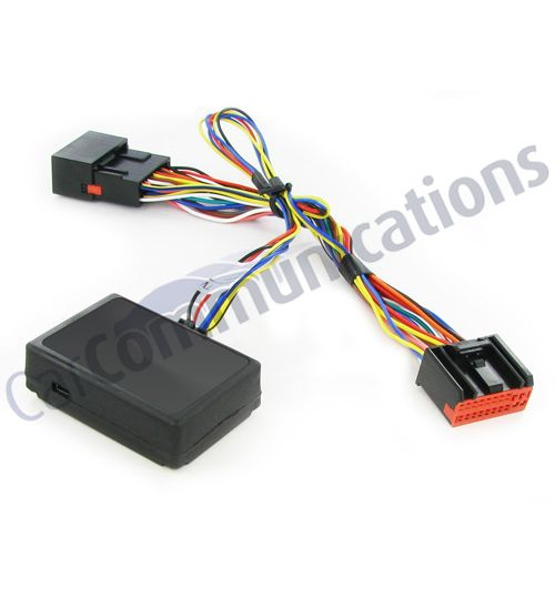 Connects2 Video in Motion Interface with Factory Rear View Camera For Land Rover - CTVIMLR01