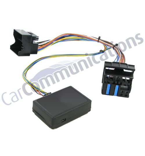 Connects2 Video in Motion Interface For Mercedes Command APS NTG 2.5 - CTVIMMC03