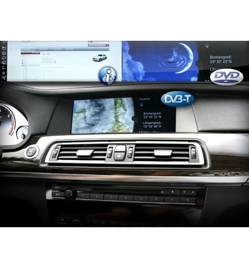 Video in Motion for BMW  & MINI with CIC Professional, NBT Professional & NBT EVO - 39041