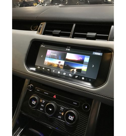 Video In Motion Video Interface Range Rover & Discovery 5 Models - MY2017
