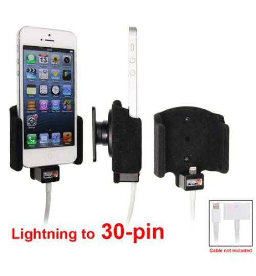 514433 Passive holder with tilt swivel for the Apple iPhone 5
