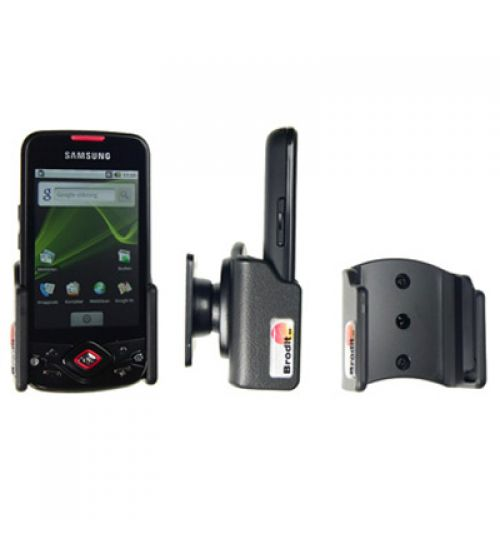 511128 Passive holder with tilt swivel for the Samsung Galaxy Spica GT-I5700