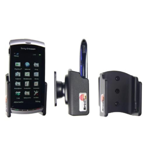 511133 Passive holder with tilt swivel for the Sony Ericsson Vivaz