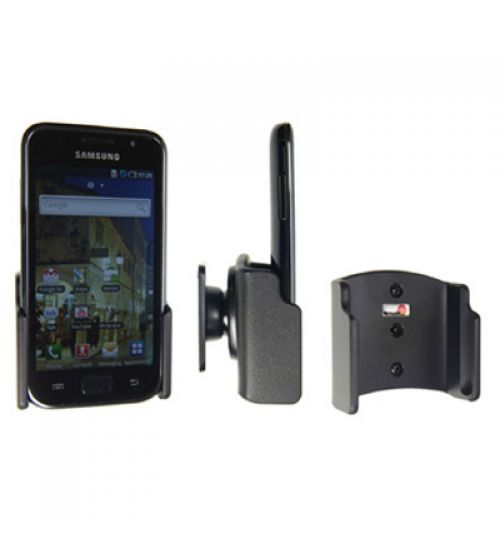 511167 Passive holder with tilt swivel for the Samsung Galaxy S i9000