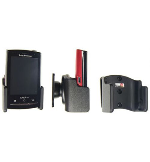 511171 Passive holder with tilt swivel for the Sony Ericsson Xperia X10 Mini Pro