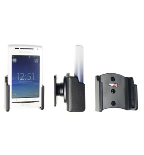 511206 Passive holder with tilt swivel for the Sony Ericsson Xperia X8