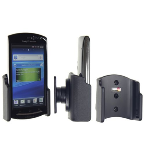 511269 Passive holder with tilt swivel for the Sony Ericsson Xperia Neo