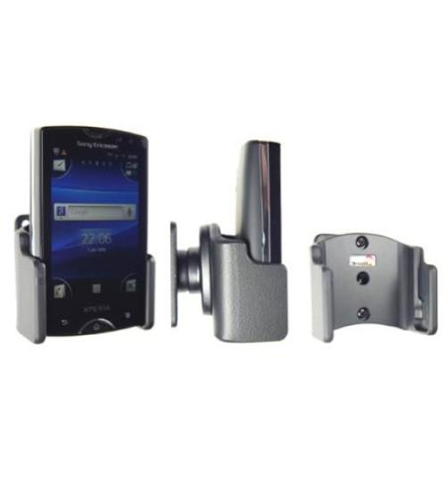 511281 Passive holder with tilt swivel for the Sony Ericsson Xperia Mini Pro