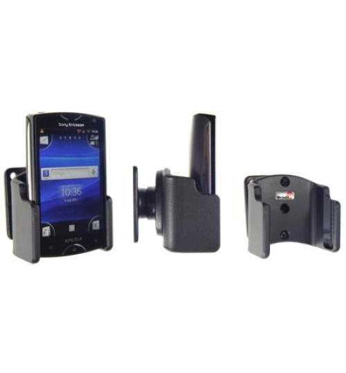 511282 Passive holder with tilt swivel for the Sony Ericsson Xperia Mini