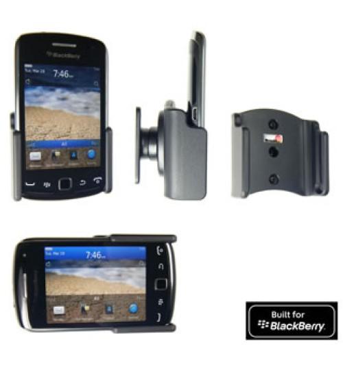 511295 Passive holder with tilt swivel for the Blackberry Curve 9380