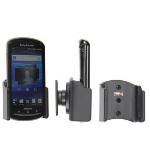511323 Passive holder with tilt swivel for the Sony Ericsson Xperia Pro