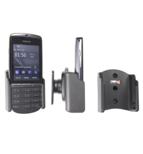 511357 Passive holder with tilt swivel for the Nokia Asha 300