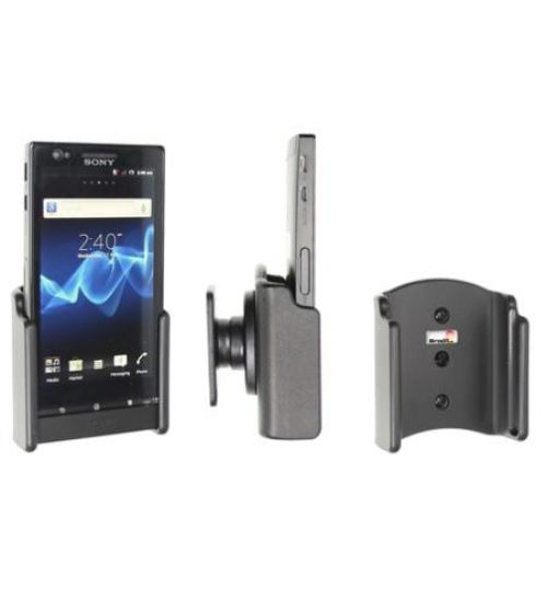 511406 Passive holder with tilt swivel for the Sony Ericsson Xperia P