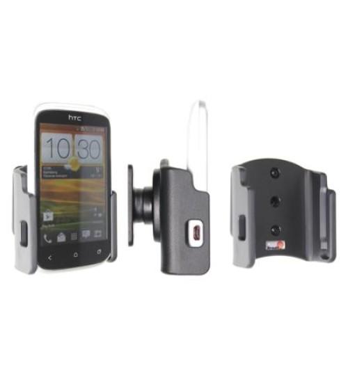511420 Passive holder with tilt swivel for the HTC Desire C