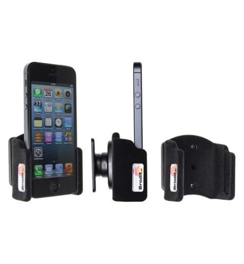 511422 Passive holder with tilt swivel for the Apple iPhone 5