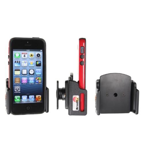 511428 Passive holder with tilt swivel for the Apple iPhone 5