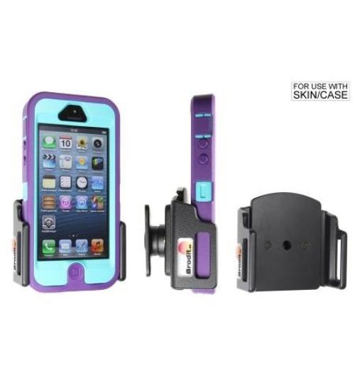 511430 Passive holder with tilt swivel for the Apple iPhone 5