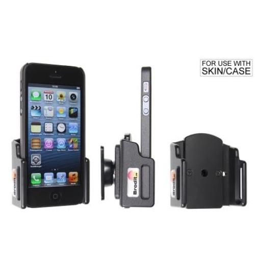 511431 Passive holder with tilt swivel for the Apple iPhone 5