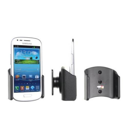 511466 Passive holder with tilt swivel for the Samsung Galaxy S III Mini GT-i8190