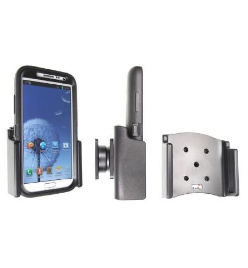 511467 Passive Holder with tilt swivel for the Samsung Galaxy Note II GT-N7100