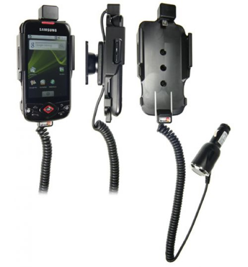 512128 Active holder with cig-plug for the Samsung Galaxy Spica GT-I5700