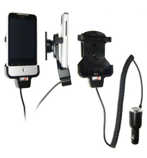 512136 Active holder with cig-plug for the HTC Legend
