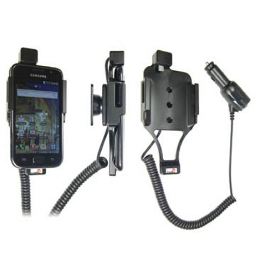 512167 Active holder with cig-plug for the Samsung Galaxy S i9000