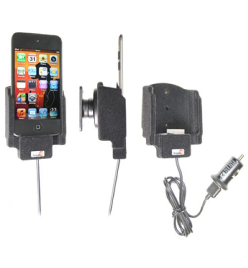 512191 Active holder with cig-plug for the Apple iPod Touch 4th Gen