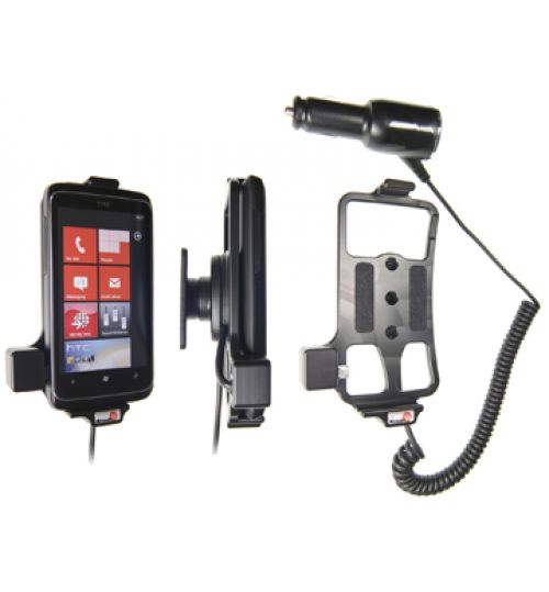 512199 Active holder with cig-plug for the HTC 7 Trophy