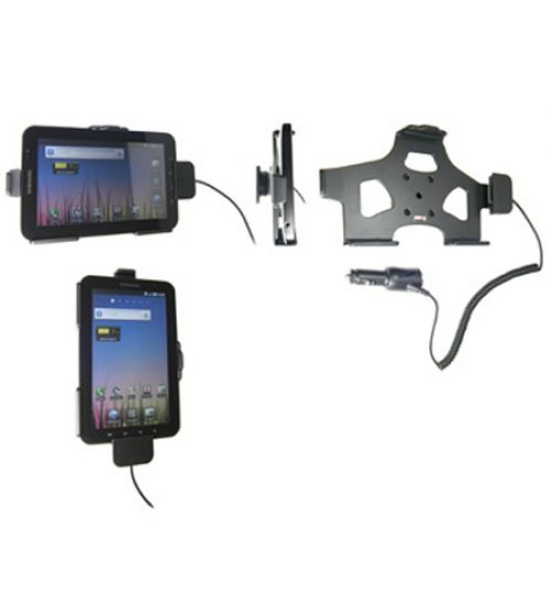 512209 Active holder with cig-plug for the Samsung Galaxy Tab GT-P1000