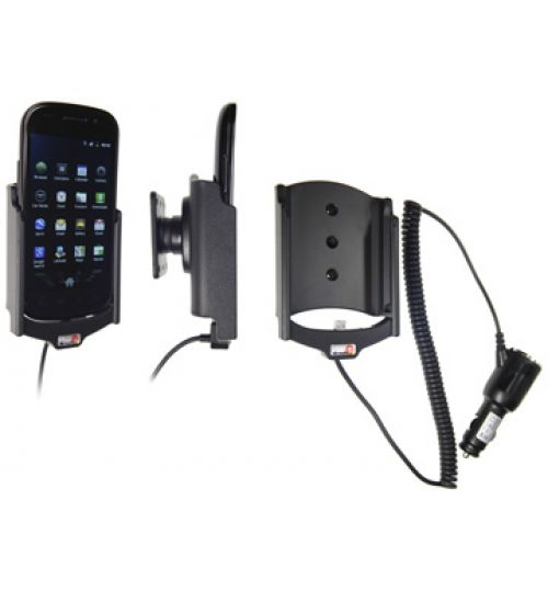 512227 Active holder with cig-plug for the Samsung Nexus S GT-I9020T