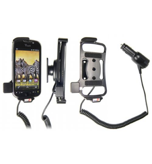 512234 Active holder with cig-plug for the HTC MyTouch 4G