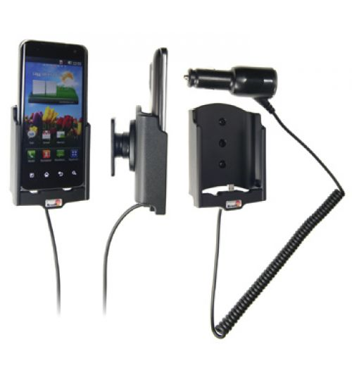 512236 Active holder with cig-plug for the LG Optimus 2X
