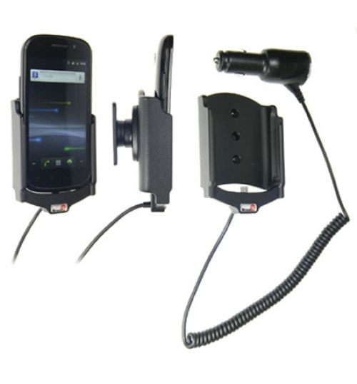 512245 Active holder with cig-plug for the Samsung Nexus S GT-I9023