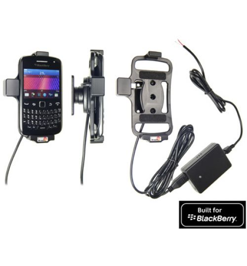 512267 Active holder with cig-plug for the Blackberry Curve 9350 , 9360 and 9370