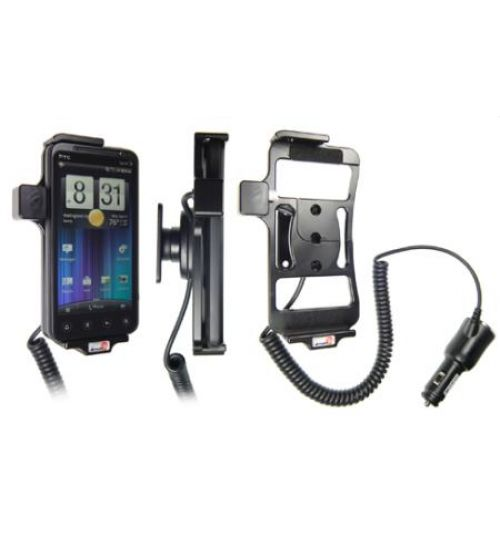 512278 Active holder with cig-plug for the HTC EVO 3D